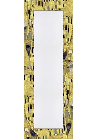 Home affaire Spiegel »Klimt, Gustav: Der Kuß«, (1 St.) kaufen