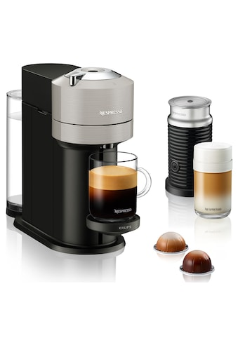 Nespresso Kapselmaschine »XN911B Vertuo Next«, inkl. Aeroccino 3, neuartiges... kaufen