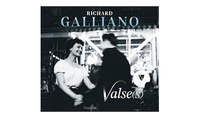 Musik-CD »Valse(S) / Galliano,Richard« kaufen