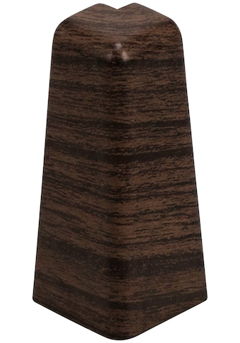 EGGER Außenecke »Eiche dunkelbraun«, Außeneck - Element für 6cm EGGER Sockelleiste, 2 Stk. kaufen