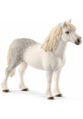 Schleich® Spielfigur »Farm World, Welsh-Pony Hengst (13871)« kaufen