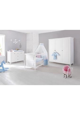 Pinolino® Babyzimmer-Komplettset »Smilla«, (Set, 3 St.), extrabreit groß; mit... kaufen