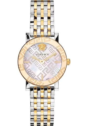 Versace Schweizer Uhr »GRECA GLASS, VEU300421« kaufen