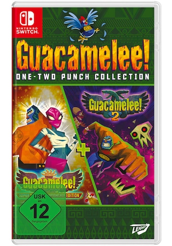 Spiel »Guacamelee One-Two Punch Collection«, Nintendo Switch kaufen