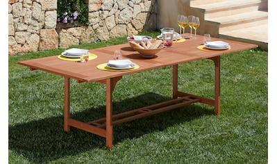MERXX Gartentisch »Maracaibo« kaufen
