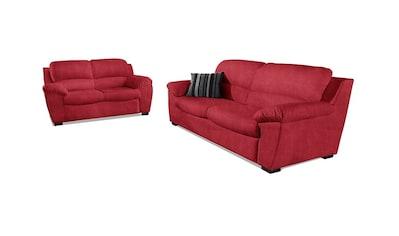 COTTA Sitzgruppe, (Set, 2 tlg.), Garnitur: 2-Sitzer und 2,5-Sitzer kaufen