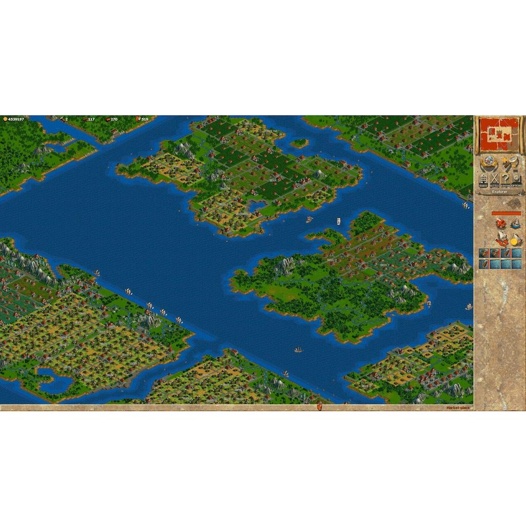 UBISOFT Spiel »ANNO History Collection«, PC