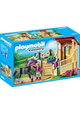 Playmobil® Konstruktions-Spielset »Pferdebox Araber (6934), Country«, Made in Germany kaufen
