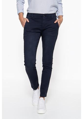 ATT Jeans Chinohose »Emilia«, mit Zier-Paspeltaschen kaufen