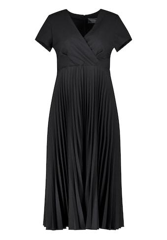 Nicowa Midi-Kleid ADIANA mit Plisseerock kaufen