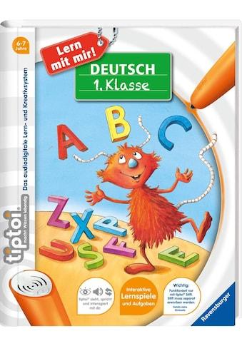 Ravensburger Buch »tiptoi® Deutsch 1. Klasse«, ; Made in Germany kaufen