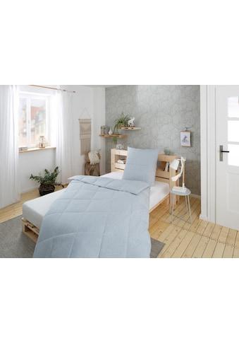 Älgdröm Kunstfaserbettdecke »Norrström«, leicht, (1 St.), Modernes schönes... kaufen