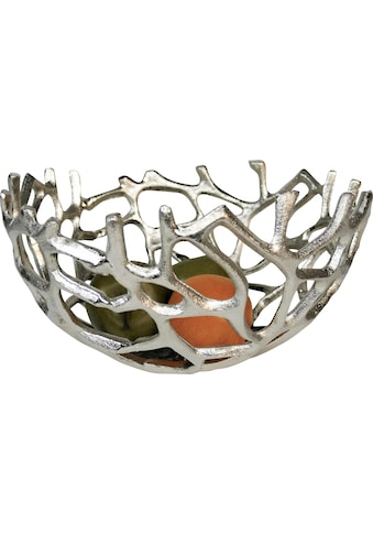 ARTRA Dekoschale »Klara«, aus Aluminium kaufen