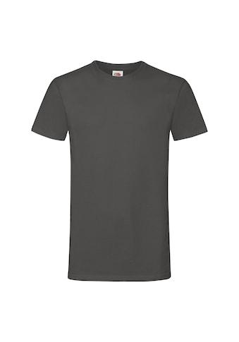 Fruit of the Loom T - Shirt »Herren Sofspun® , Kurzarm, Rundhals« kaufen