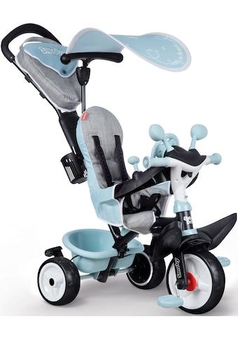 Smoby Dreirad »Baby Driver Plus, blau«, Made in Europe kaufen