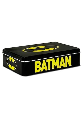 LOGOSHIRT Metallbox mit Batman-Logo kaufen