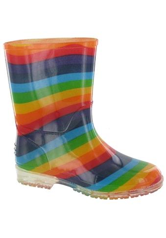 Cotswold Gummistiefel »Kinder PVC Regenbogen« kaufen