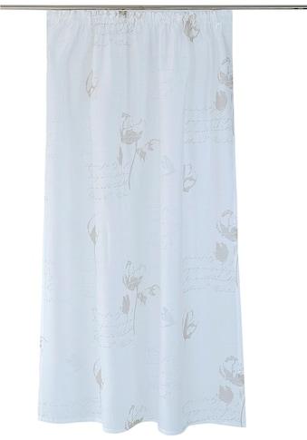 Vorhang, »Nizza«, Kutti, Kräuselband 1 Stück kaufen