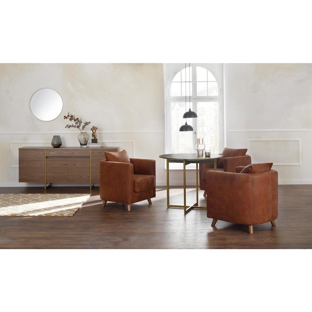Guido Maria Kretschmer Home&Living Esstisch »Culemeyer«, im trendigen Design