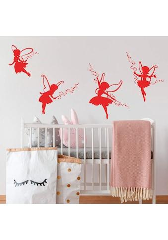 Wall-Art Wandtattoo »Feen Set« kaufen