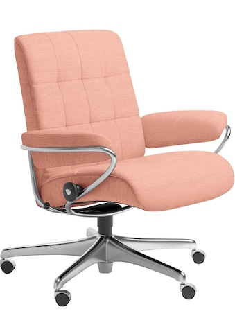 Stressless® Relaxsessel »London«, Low Back, mit Home Office Base, Gestell Chrom kaufen