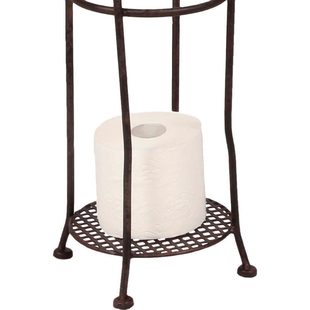 Ambiente Haus Toilettenpapierhalter, Höhe 70 cm