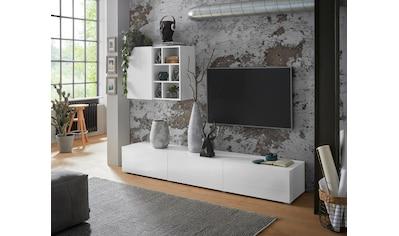 TRENDMANUFAKTUR Wohnwand »Aksel« (Set, 2 - tlg) kaufen