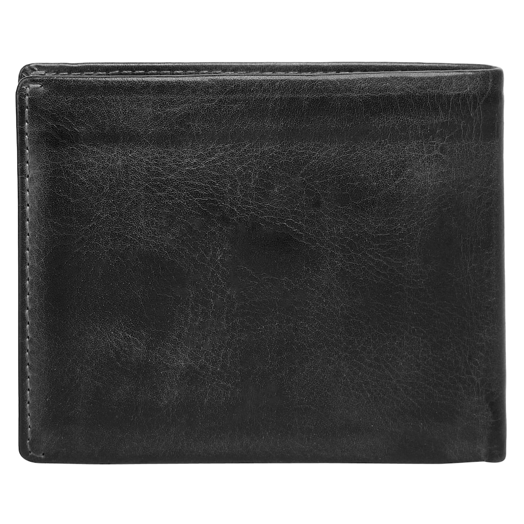 Chiemsee Geldbörse, Kreditkartenfächer