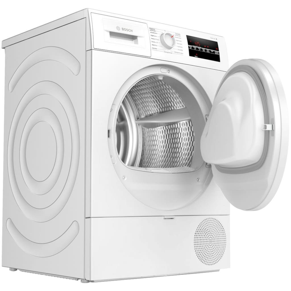 BOSCH Wärmepumpentrockner »WTR854A0«