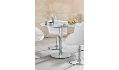 MCA furniture Glastisch »Falko«, mit Glasplatte kaufen