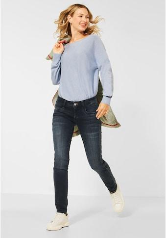 STREET ONE Comfort-fit-Jeans, im Denim Look kaufen