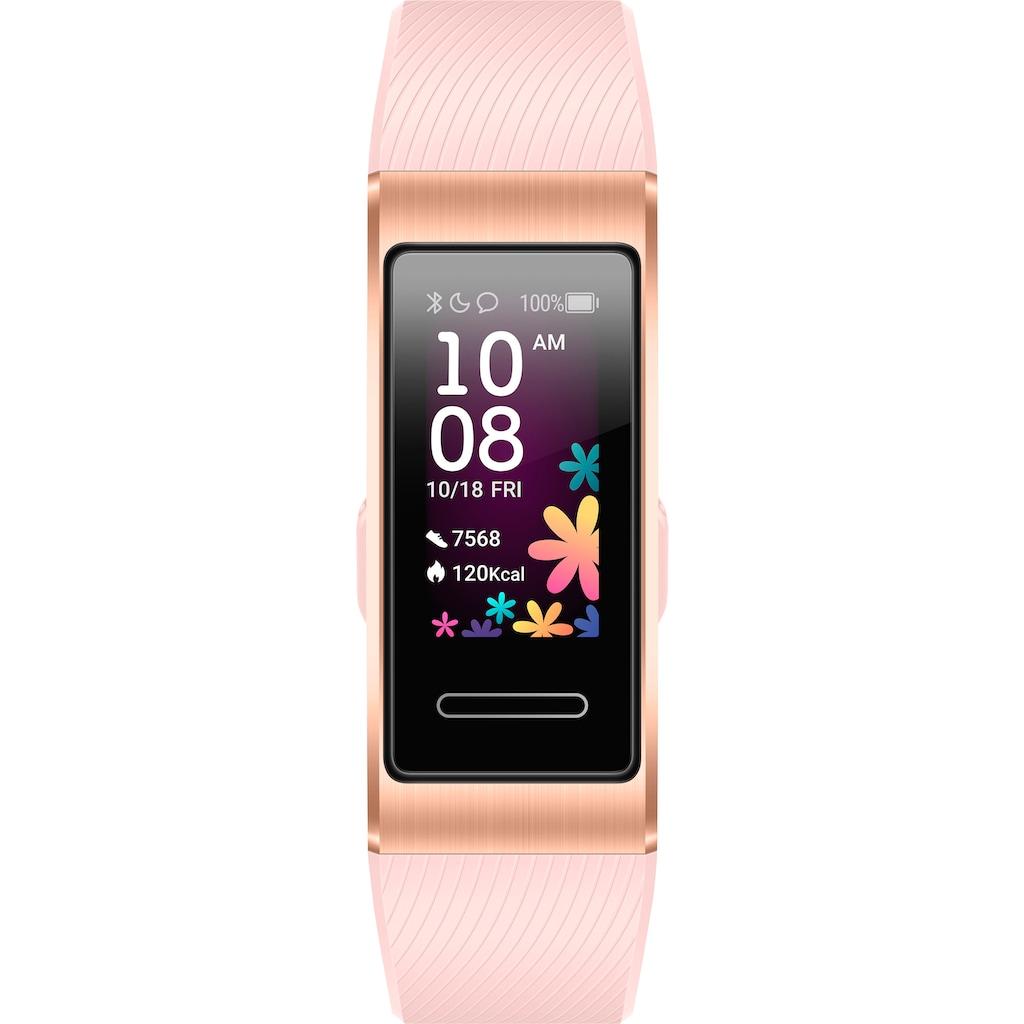 Huawei Smartwatch »Band 4 Pro«, (24 Monate Herstellergarantie)