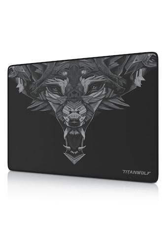 Titanwolf Speed Gaming Mauspad mit 250 x 350mm kaufen