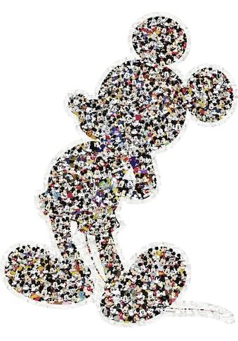 Ravensburger Konturenpuzzle »Shaped Mickey«, Made in Germany, FSC® - schützt Wald -... kaufen