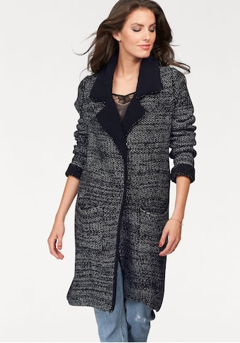Aniston CASUAL Strickmantel, mit Reverskragen kaufen