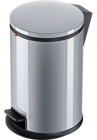 Hailo Mülleimer »Pure M«, silberfarben, Fassungsvermögen ca. 12 Liter kaufen