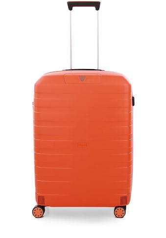 RONCATO Hartschalen-Trolley »BOX Young, 69 cm«, 4 Rollen, Made in Europe kaufen