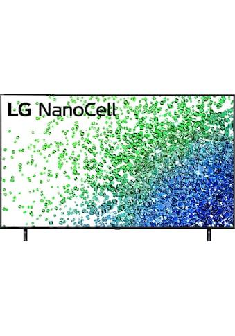 "LG LCD-LED Fernseher »50NANO809PA«, 126 cm/50 "", 4K Ultra HD, Smart-TV, Local... kaufen"