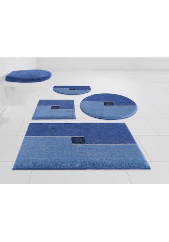 Badematte »Crystal Touch«, GRUND exklusiv, Höhe 17 mm, rutschhemmend beschichtet kaufen