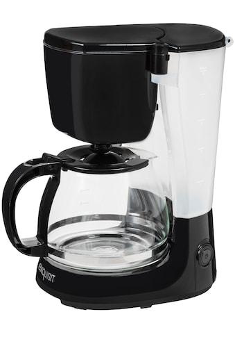 exquisit Filterkaffeemaschine KA 3101 sw, Permanentfilter 1x4 kaufen
