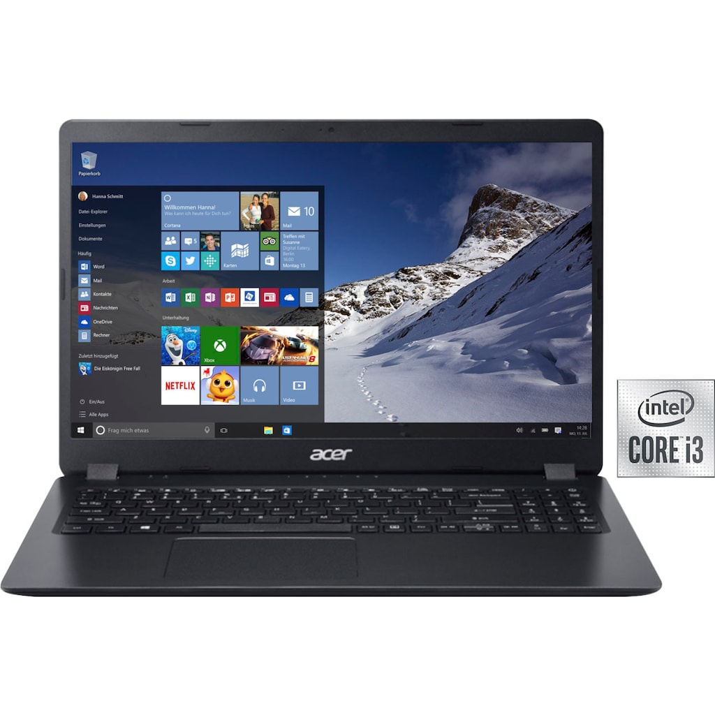 Acer Notebook »A315-56-3642«, (512 GB SSD)