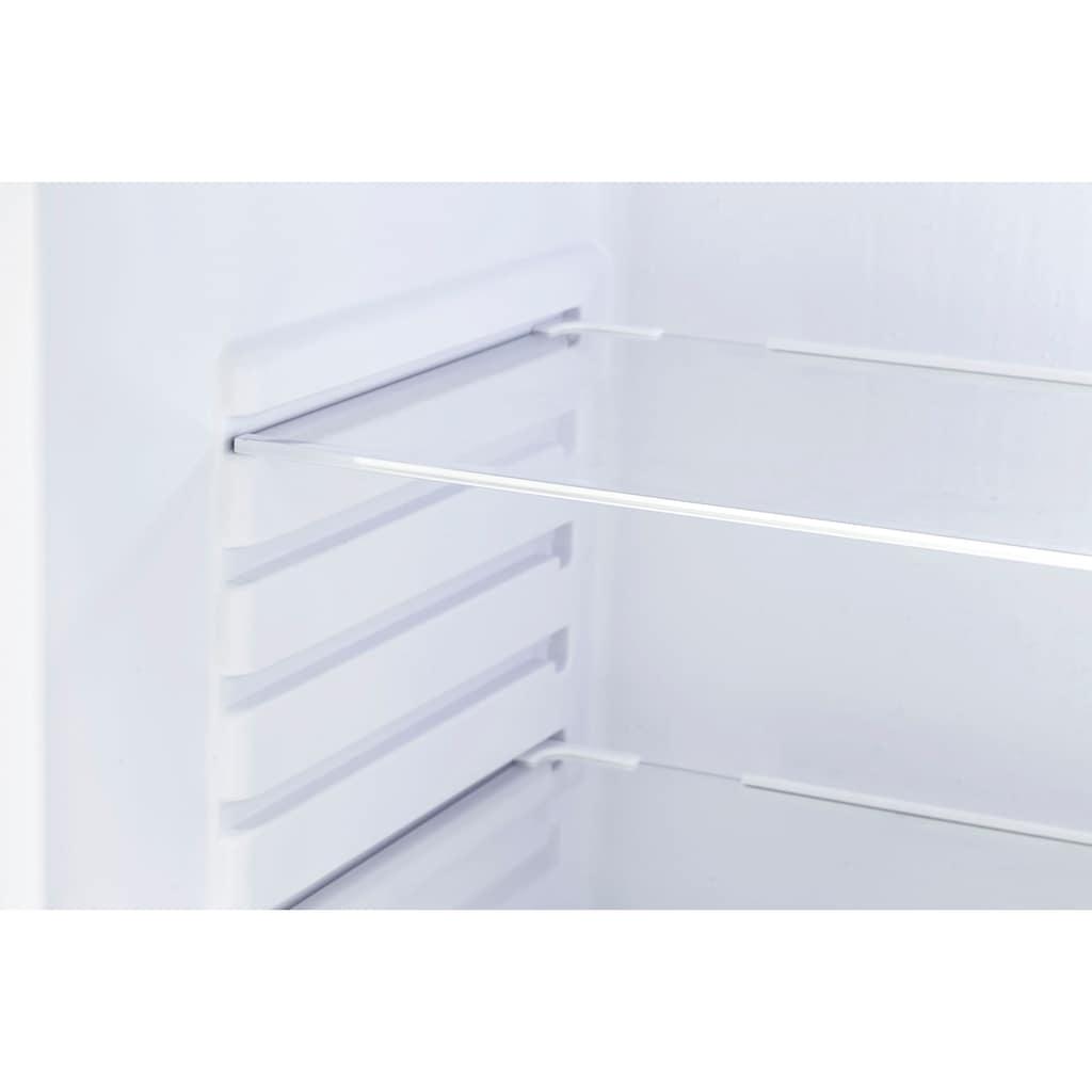 exquisit Kühlschrank »RKS120-V-H-160F«