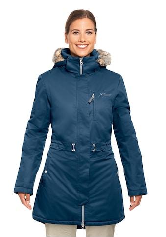 Maier Sports Funktionsjacke »Kerstin«, Warmer Wintermantel für kalte Tage kaufen