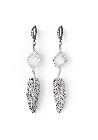 Pippa & Jean Paar Ohrhänger »Set: PJ211«, (2 tlg.), verziert mit Kristallen von... kaufen
