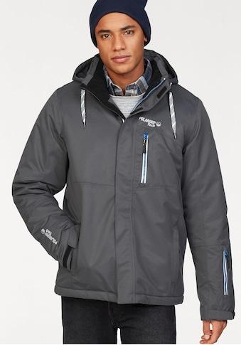 Polarino Skijacke, mit kontrastfarbigen Details kaufen