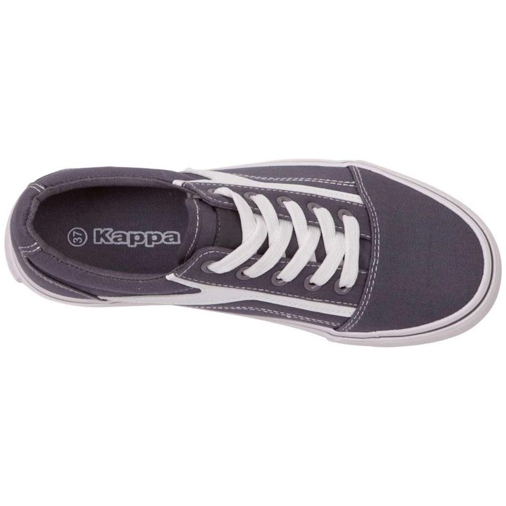 Kappa Sneaker »CHOSE SUN«, in lässigem Skate Style