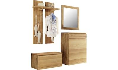 Premium collection by Home affaire Garderoben - Set »Riva« (Set, 4 - tlg) kaufen