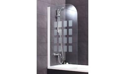 SCHULTE Badewannenaufsatz »Cubic«, mit Dekor, Komfort, 1 - tlg., 80 x 140 cm kaufen
