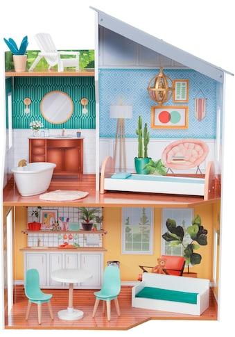 KidKraft® Puppenhaus »Emily«, inklusive Möbel kaufen