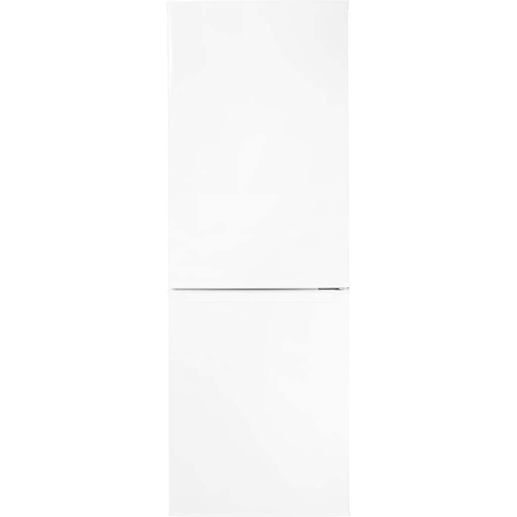 Hanseatic Kühl-/Gefrierkombination, 161,3 cm hoch, 55,4 cm breit